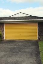 Figure 2: Double garage door style from the period.