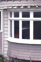 Figure 4: Bay window detail.