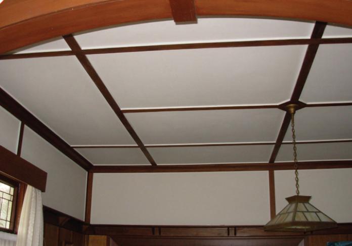 Ceilings Original Details Branz Renovate