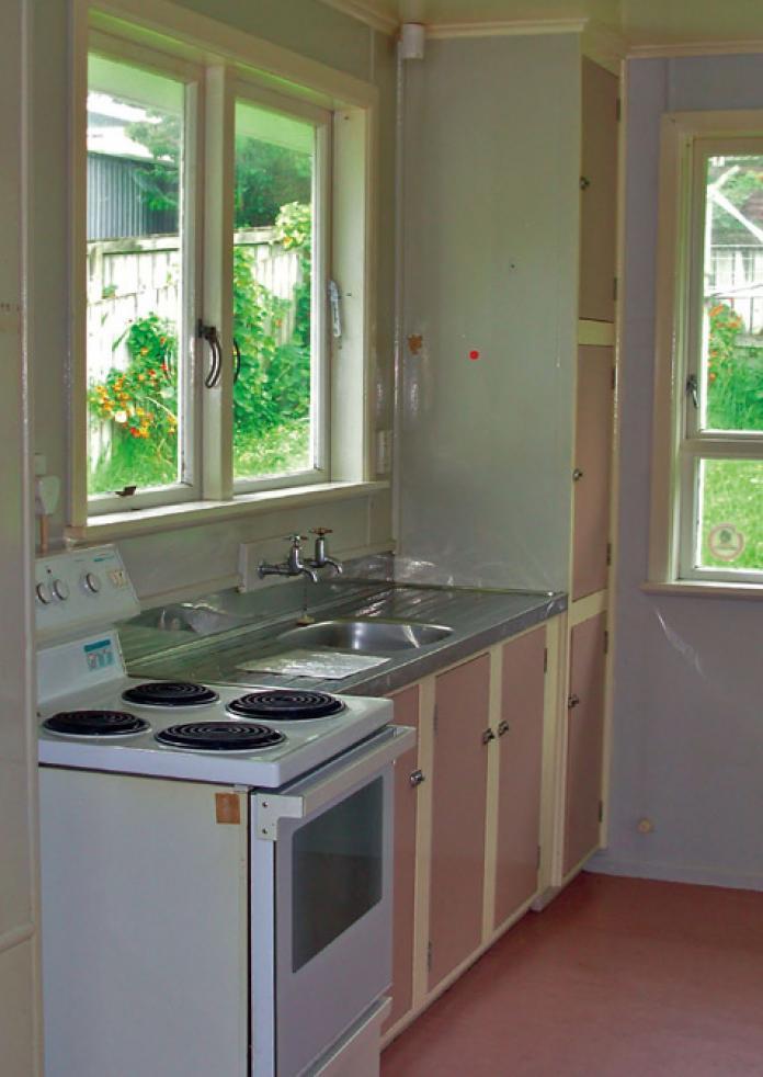 Kitchens | BRANZ Renovate