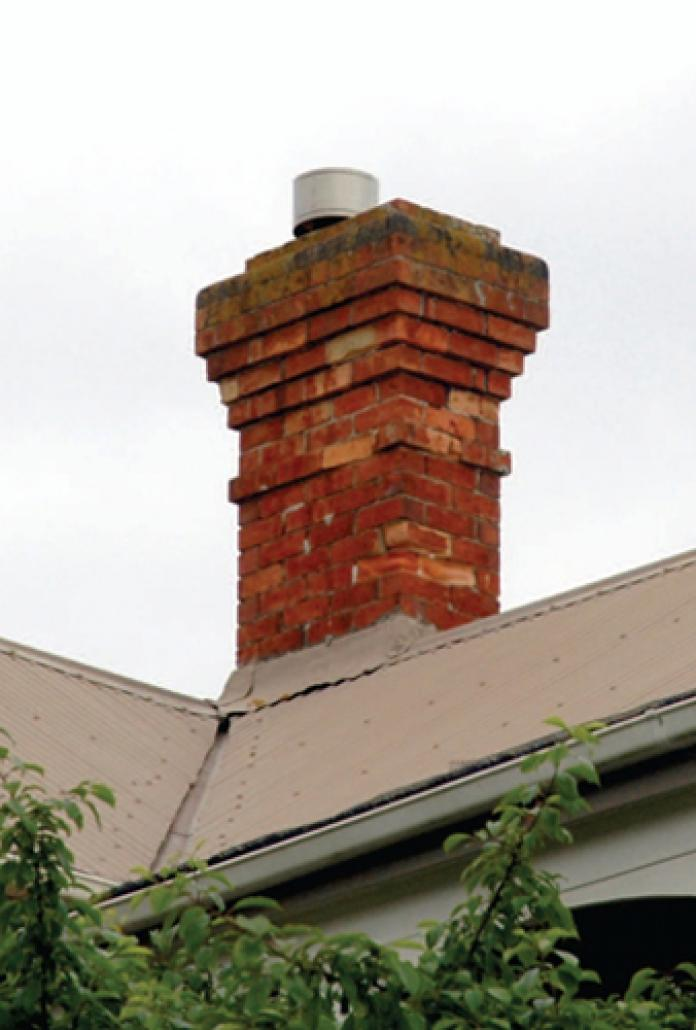 this is the related images of Brick Chimney Designs