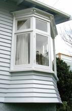 Figure 2: Corner bay window.