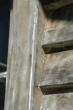 Figure 1: Weatherboards need maintenance, but if done properly they have good durability.
