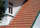 Figure 2: Marseille tile roof.